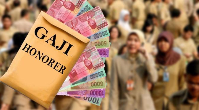Sistem Pembayaran Gaji Honorer Pemkot Kotamobagu Langung ke Rekening