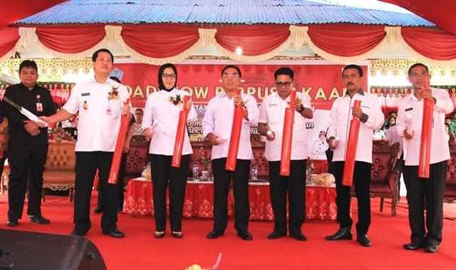 Walikota Kotamobagu Ajak Tingkatkan Minat dan Budaya Membaca