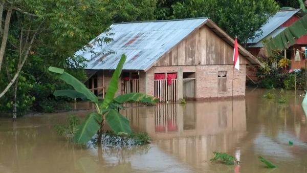 BPBD Bolmong Ingatkan Warga Waspadai Banjir Susulan