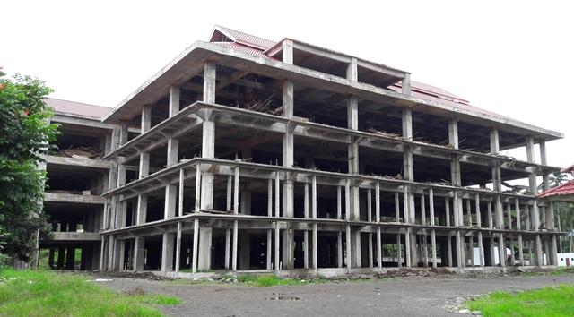 Proyek RSUD Kotamobagu Direncanakan Rampung Tahun Ini