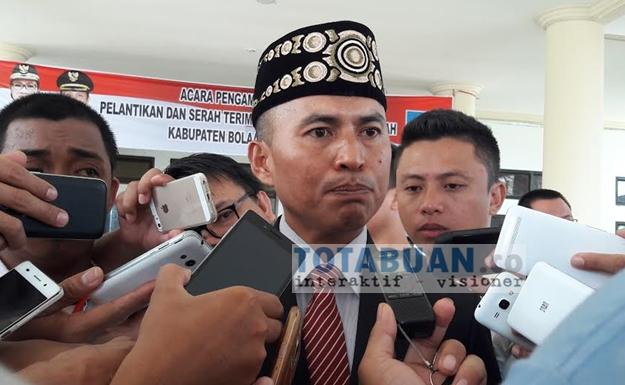 Pemkab Bolmong Konsultasi Rencana Pemecatan ASN Mantan Napi
