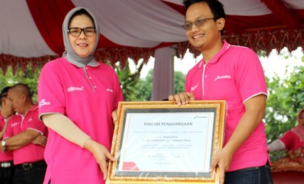 Walikota Kotamobagu Dukung ASN Menggunakan LPG Bright 5,5 Kg
