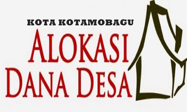 Realisasi ADD dan Dana Desa di Kotamoabgu Capai 90 Persen