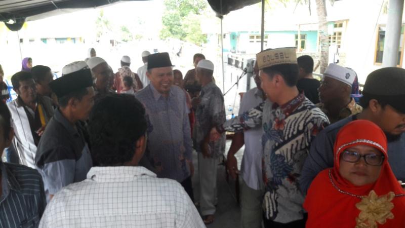 Ketua Dewan Masjid Sulut Ingatkan Penguatan Moral Anak Bangsa