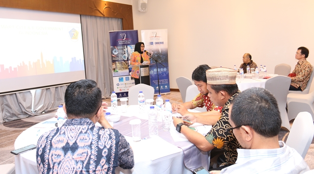 Walikota Kotamobagu Buka Kegiatan Sharing Knowledge dan Diskusi Kota Cerdas