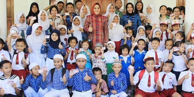 Empat Ribuan Anak di Kotamobagu Belum Miliki KIA