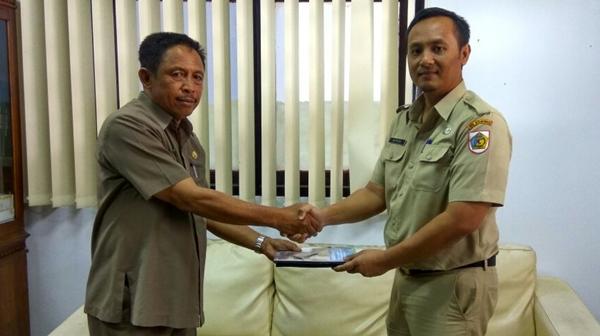 Pemkot Kotamobagu Serahkan Draf KUA PPAS Perubahan Ke DPRD