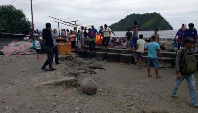Warga Bulawan Ditemukan Tewas di Pantai Tanjung Kotabunan