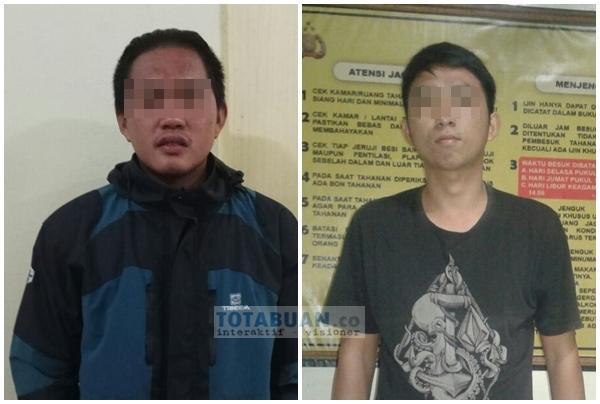 Dua Pelaku Pembunuhan di Kotabunan Menyerahkan Diri