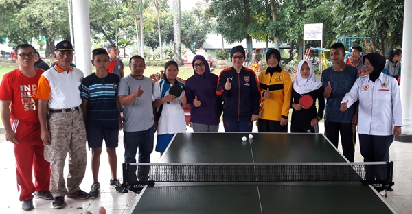 Tatong Bara Komitmen Majukan Olahraga di Kotamobagu