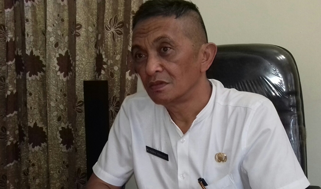 DLH Bolmong Sebar Tong Sampah ke Sekolah