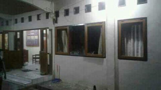17 Orang Dibawa ke Polres Terkait Penyerangan Kantor Polsek Pinogaluman