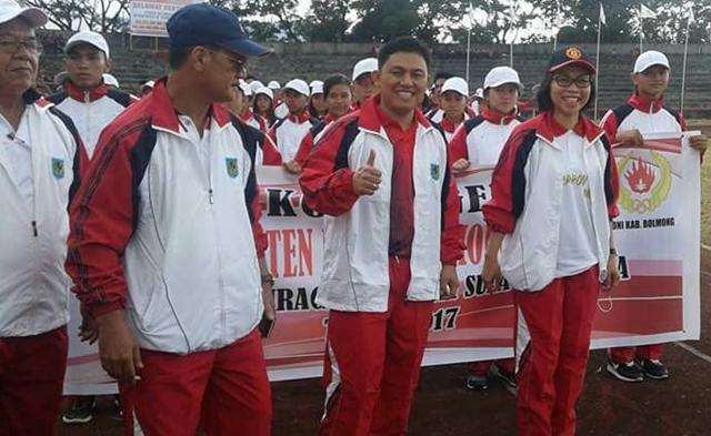 Bolmong Siapkan Bonus Lima Juta Untuk Atlet Peraih Medali Emas