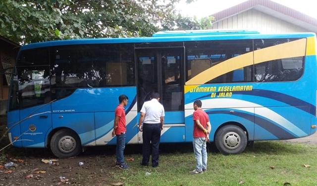 Pengoperasian Bus Pemkot Masih Tertunda Fasilitas