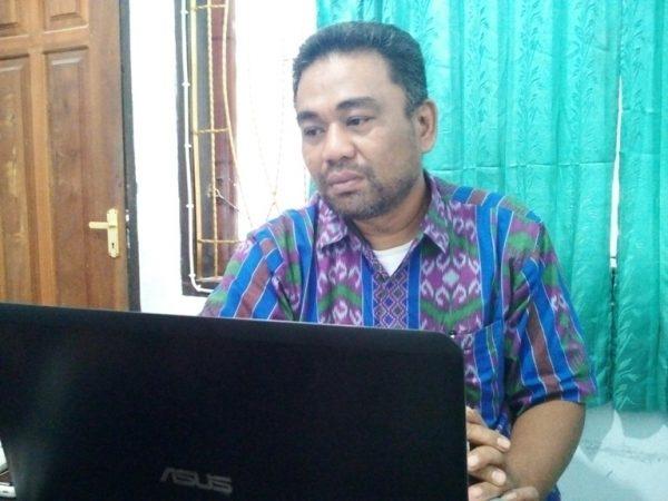 Bina Marga Dinas PU Kotamobagu Tambal Puluhan Titik Lobang