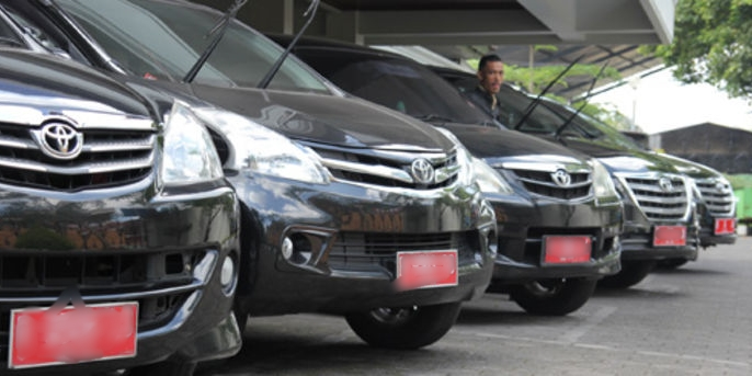 Pemkot Kotamobagu Siap Lelang 20 Unit Mobil Dinas