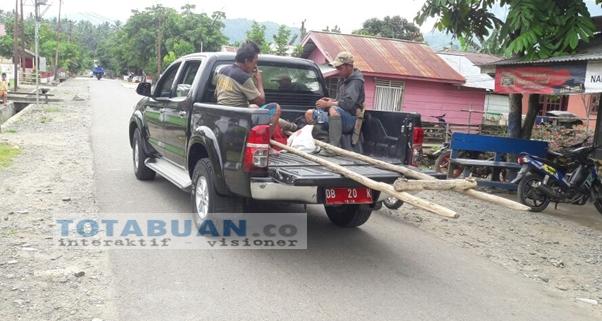 Mobil Dinas Milik Pemkot Terpantau Beraktivitas ke Lokasi Tambang