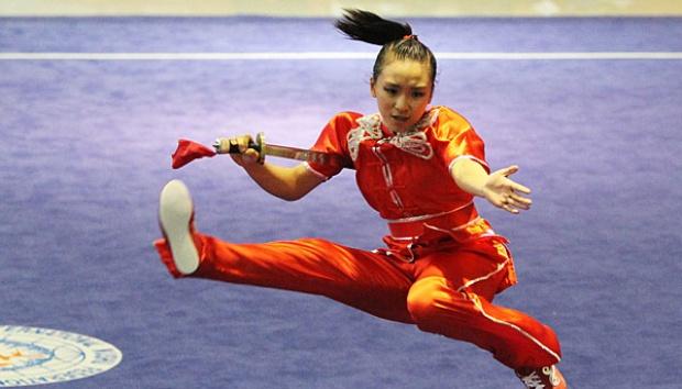 Bolmong Sumbang Emas di Cabang Olah Raga Wushu
