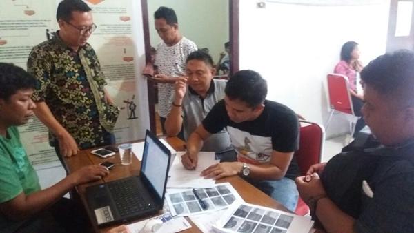 Baru Empat Parpol Yang Masukan Berkas ke KPUD Bolmong