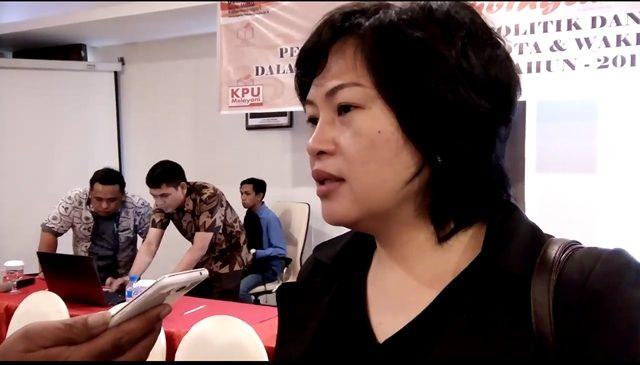 Proses PAW Ketua KPU Kotamobagu Kewenangan KPU Pusat