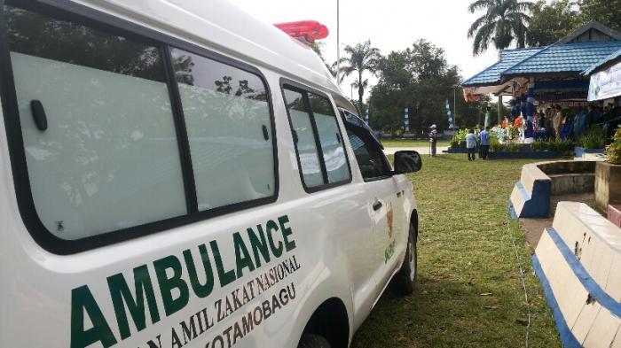 Kota Kotamobagu Butuh Mobil Ambulance