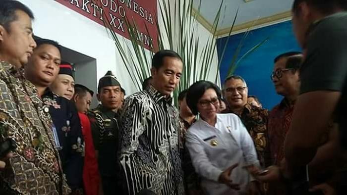 Bupati Bolmong Hadiri Pembukaan Kongres GMNI ke XX