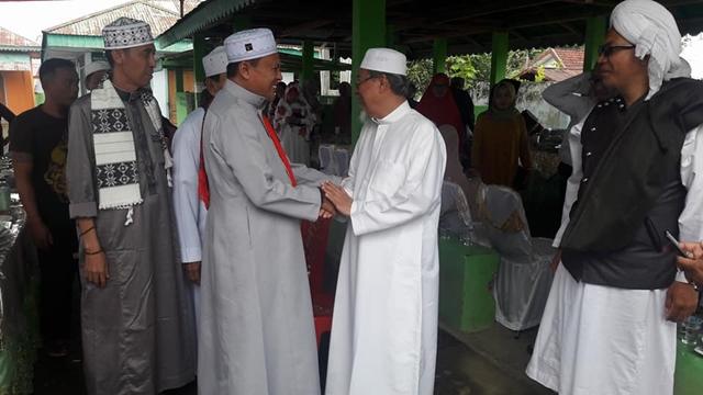 Bupati Bolsel Boyong Ribuan PNS Sholat Subuh di Kotamobagu