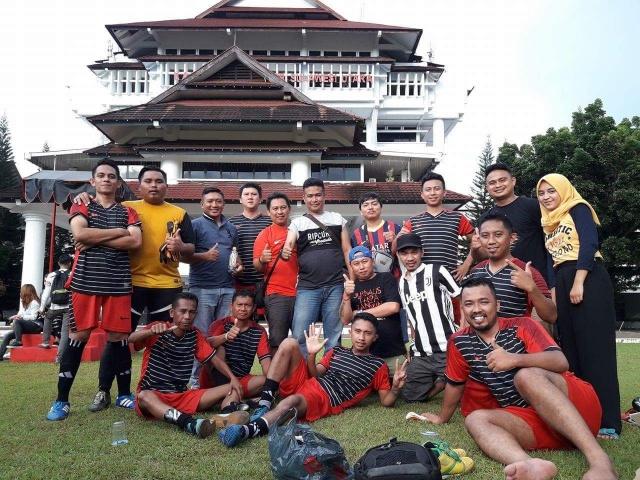 Tim MBFC Polres Bolmong Optimis Bawa Pulang Piala ke Tanah Bogani