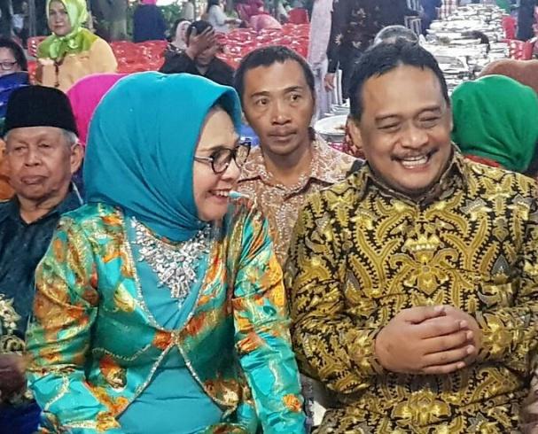Tatong Bara Menyatakan Dukung Benny Rhamdani di PIleg 2019