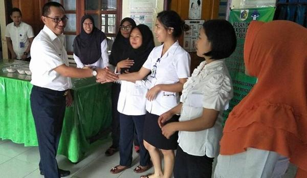 Dinas Kesehatan Dorong Puskesmas Berkualitas Untuk