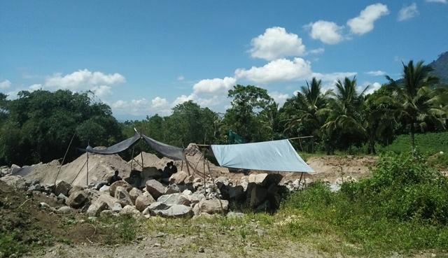 Galian C Ilegal di Desa Purwerejo Bebas Beraktivitas