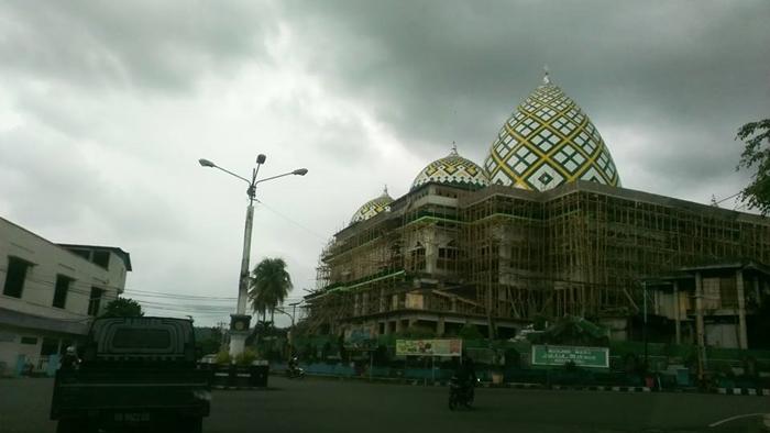 Tender Proyek Masjid Rencana Akhir November Ini