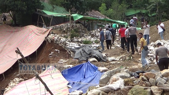 Operasi PETI di Blok Bakan Diduga Bocor