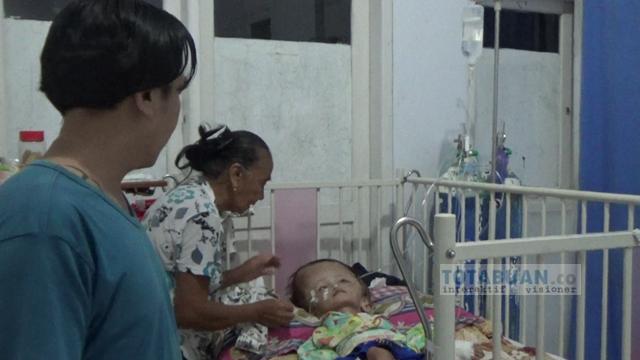 Bayi Penderita Hydrocephalus Butuh Bantuan