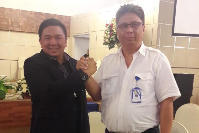 Paul Nelwan Terpilih Ketua Askot PSSI Sulut