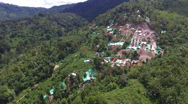 Lima Penambang di Blok Bakan Tertimbun, Tiga Orang Kritis