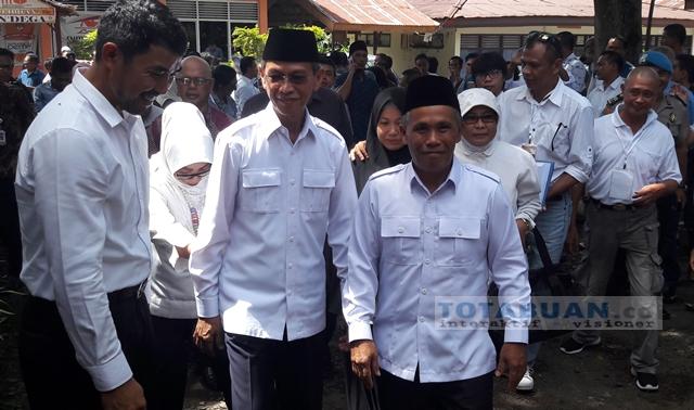 Pilkada Kotamobagu: Jainuddin Bantah Soal Penarikan Dukungan Warga