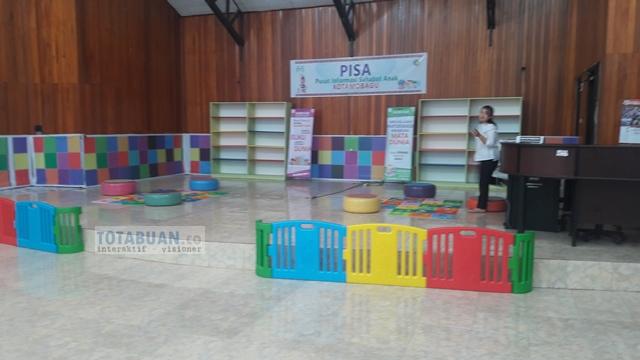 Pusat Informasi Sahabat Anak Dilengkapi Fasilitas Internet