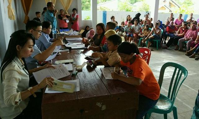 Penyaluran Bantuan Anak Asuh Dijadwalkan Selesai Kamis