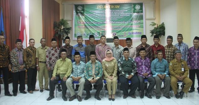 Ini Pesan Bupati Bolmong Untuk Pengurus Muhammadiyah