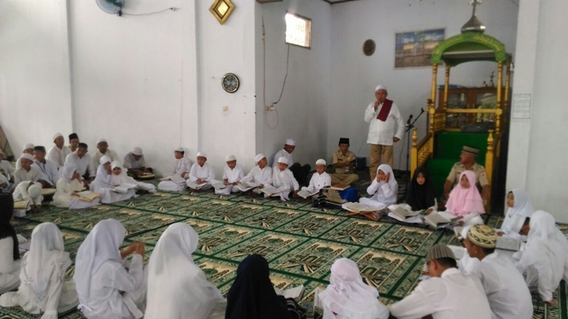 Herson Mayulu: Masjid Mampu Bangun Komunitas Taqwa