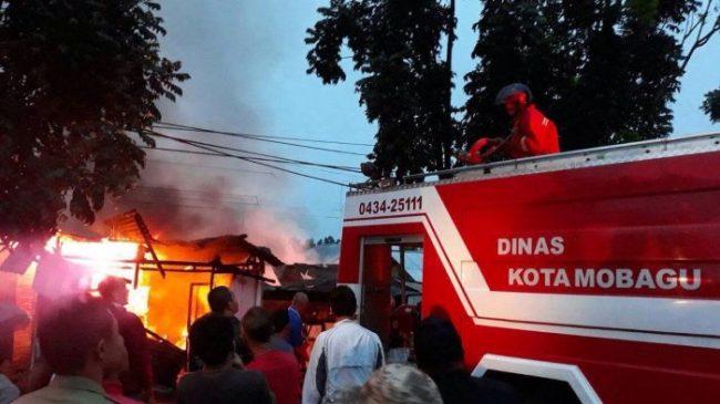 Selama 2017, Terjadi 25 Kasus Kebakaran di Kotamobagu