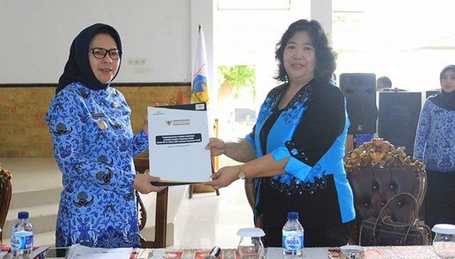 Pemkot Kotamobagu Rangking Dua Pelayanan Terbaik di Sulut