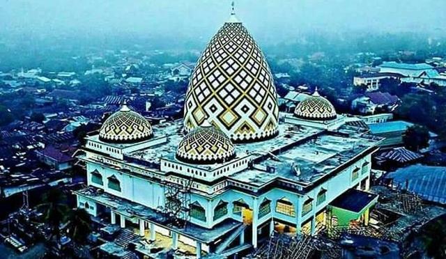 Pemenang Proyek Masjid Raya Baitul Makmur Diumumkan Januari Ini