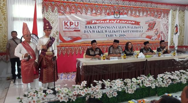 Ini Alasan Jainuddin Damopolii Pilih Jalur Independen Maju di PIlkada Kotamobagu