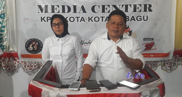 Pasangan TB-NK Siapkan 15 Ribu Relawan