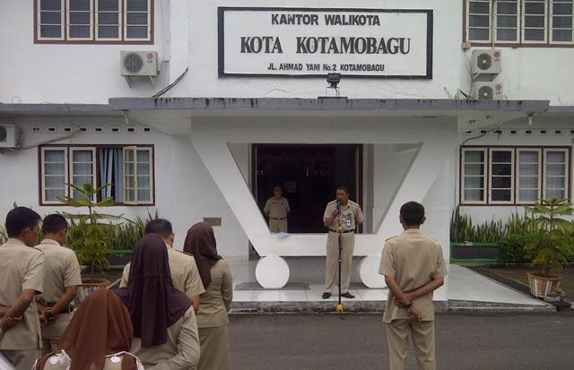 PAD Kota Kotamobagu Tahun 2018 Naik Jadi 60.2 Miliar