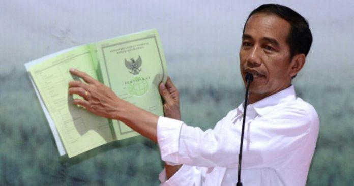 Presiden Jokowi Dikabarkan Akan Menyerahkan Delapan Ribuan Sertifikat di Kotamobagu