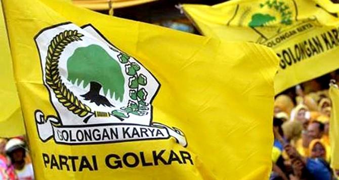 Jumat, DPP Golkar Serahkan SK Pencalonan