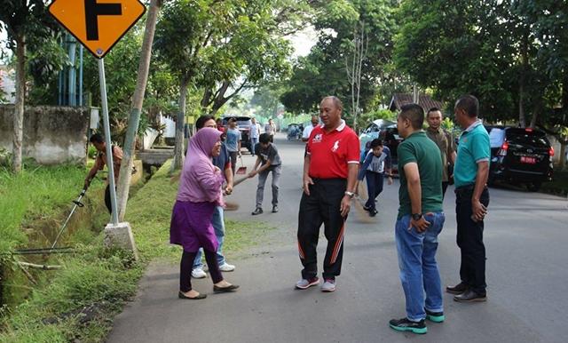 Pjs Walikota Kotamobagu Ajak Masyarakat Jaga Kebersihan